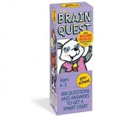 Brain Quest for Preschool $9.49