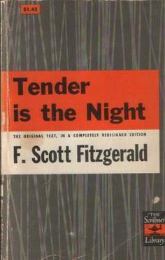Tender Is the Night: F. Scott Fitzgerald: 9780684801544: Amazon.com: Books