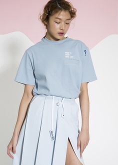 Choi A Ra and Bang Joo Ho for Dim E. Cres Spring 2015 collection