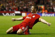 Steven Gerrard #LFC Steven Gerrard, Liverpool Fc, Soccer, Sports, Legends, Hs Sports, Futbol, Sport, European Football