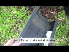 how to fix seatbelt sqeak