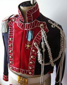 Napoleonic Polish 1 St Reg Lancer Full Uniform Schapka Hat | eBay