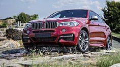 BMW X6 M50D IM TEST Sportlicher Provokateur