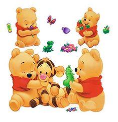 transfert. patch Baby Winnie l/'ourson lot de motif 2