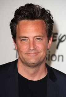 Matthew Perry from friends to Studio 60! Love this man.