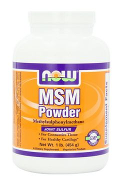 MSM Benefits relaxedthairapy.com