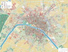 Laboratoire Urbanisme Insurrectionnel: PARIS | Haussmann - Révolution