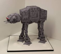 'Star Wars' AT-AT Cake: Destroyer Of Diets