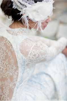 This Modern Romance // Claire Pettibone Wedding Dresses