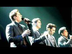 IL DIVO - Hallelujah - Baltimore - Lyric Opera House - 06/10/2012