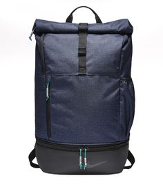 2ee7988154f43c Nike Golf Modern Sports Backpack Navy Soccer Gym 100% Authentic NWT  BA5743-451