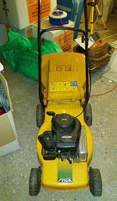Arregla tu jardín con este CORTACESPED de gasolina... GRATIS. ¿A qué esperas? --> www.peopleinthe.net/