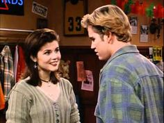 Zack Morris is the reason I am romantically dysfunctional. . . too bad there are not men in real life like that!