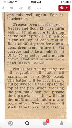 Blueberry muffins pg2