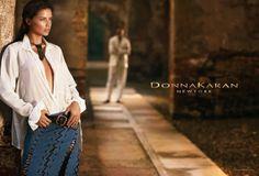 Adriana Lima for Donna Karan Spring/Summer 2014 Campaign