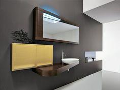 Edoné by Adora Group miroir rectangulaire à led, glace salle de bain