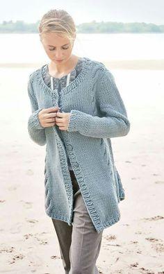 Pin Von Marion Lingenfelser Auf Strickjacken Knitting Knitting