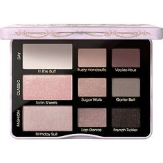 Too Faced Boudoir Eyes Soft & Sexy Eyeshadow Palette