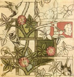 Arts and Crafts movement #inspiring http://www.roehampton-online.com/competition%20page.aspx?ref=4241900