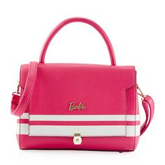 b8de42cfea44 Barbie Women Retro PU Leather Button-closure Casual Cross-body Bag Handbag  Shopping Bag