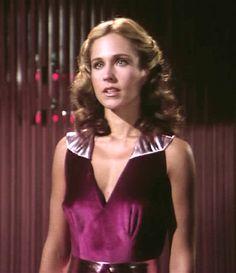 Colonel Wilma Deering (Erin Gray) - Buck Rogers in the 25th Century (1979-81)