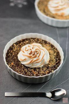 S'mores Crème Brûlée for a Sweet Start to the Year - Dessert First