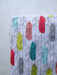 Baby crib sheet toddler bed fitted sheets by whitewillowkids