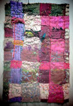 Ribbon weaving tutorial from the fabulous Jane LaFazio.