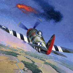 P-47 Thunderbolt... Beauty paint!