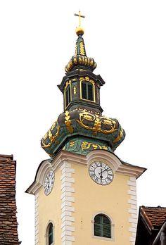 Croatia-00574 - St. Mary's Church Bell Tower