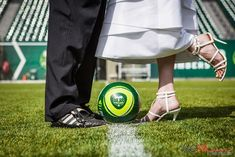Ideias de futebol para casamento