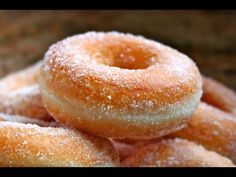 Today's Recipe : how to make donuts without eggs Hello girls, today we offer you a quick and easy recipe to prepare at home, with the world of cooking channe...