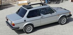 Vw mk1 Jetta coupe vospital