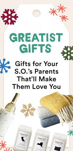 Christmas Shopping During Big Sales Good Gifts For Parents, Unique Gifts For Mom, Unusual Gifts, 2018 Christmas Gifts, Christmas Gifts For Parents, Christmas Shopping, Secret Santa Gifts, Parent Gifts, Shopping Hacks