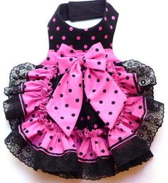 Ropa ❤❤❤ Yorkie Clothes, Pet Clothes, Doll Clothes, Hot Topic Clothes, Scene Outfits, Dog Clothes Patterns, Cute Teen Outfits, Dog Crafts, Dog Items