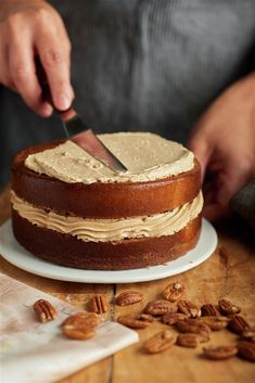 American Cake, Chicken Salad Recipes, Quick Bread, Croissant, Tiramisu, Frosting, Sweet Tooth, Cupcakes, Baking