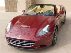 2013 Ferrari California GT