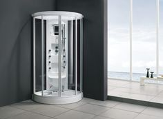monalisa m 8222 steam shower room luxury shower enclosure with steam function massage steam shower