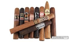 Groupon - Buy 8 Get 2 Free: Bountiful Harvest Cigar Sampler from Famous Smoke Shop. Free Shipping. in Online Deal. Groupon deal price: $0.30
