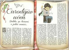 Čarodějův učeň Fairy Tales, Diy And Crafts, Bullet Journal, Books, Halloween, Libros, Book, Fairytail, Adventure Movies