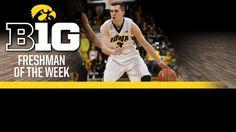 2/6/17: Bohannon Named B1G Freshman of the Week