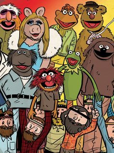 The Ultimate Sesame Street Fan Just Definitively Ranked Everyone's Favorite Muppets