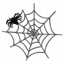 vyšívaný pavúk