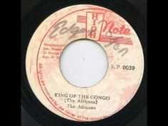 The Africans - King Of The Congo [1979]
