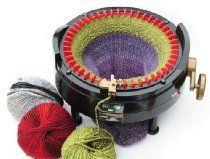 Addi Express King Knitting Machine  Telar Redondo