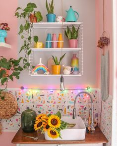 Pastel Decor, Pastel Room, Pastel Kitchen Decor, Room Ideas Bedroom, Bedroom Decor, Cute Room Ideas, Indie Room, Aesthetic Room Decor, Cozy Room