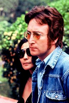 John and Yoko, 1971