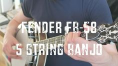 Fender FB 58 5 string Banjo Played by Brian O'Shea  J.P. Kallio http://ift.tt/1cz5Hb2 All comments shares and subscriptions greatly appreciated :-)  ------------ Support me ------------  Patron: http://ift.tt/2a1TROV  -----------Check me out on social---------  Instagram: http://ift.tt/1F8Fgcf Twitter: http://twitter.com/jpkalliomusic Facebook: http://ift.tt/1WT2j7c  -----------Download my music----------  http://ift.tt/2cjfoWw  ----------The gear I use to make these videos---------  Canon…