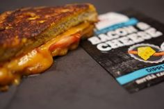 Räyheet ritarit eli Poppamiehen grilled cheese sandwich | #poppamies #savustus #grillaus #maustaminen #ruoka #ruuanlaitto #mauste #kotikeittiöstä #baconcheese Cheddar, French Toast, Sandwiches, Cheese, Breakfast, Food, Cheddar Cheese, Finger Sandwiches, Eten