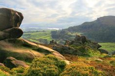 Staffordshire, The Roaches
